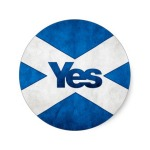 Yes saltire